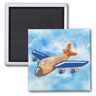 Amazing Airplane Magnet