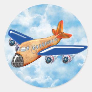 Amazing Airplane Sticker