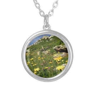 Amazing! Alpine flowers Jewelry