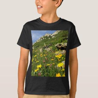 Amazing! Alpine flowers T-Shirt
