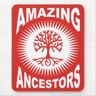 Amazing Ancestors Mouse Pad