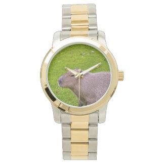 Amazing Animal Capybara Watch
