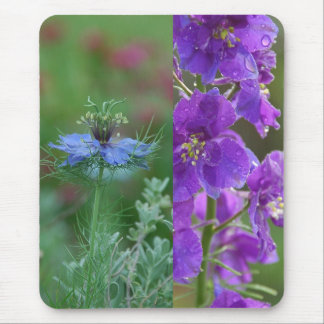 Amazing Annuals Mouse Pad