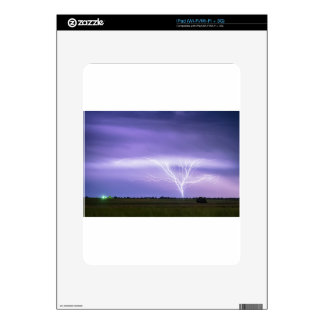 AMAZING Anvil Lightning Creepy Crawlers Decals For iPad