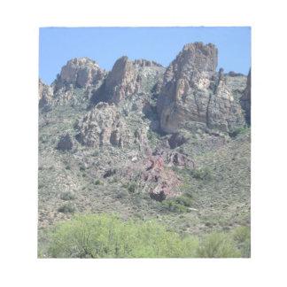 Amazing Apache Trail Note Pad