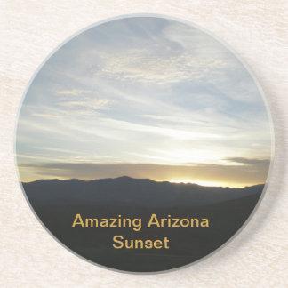 Amazing Arizona Sunset Coaster