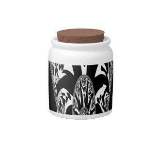 Amazing Art Candy Jars