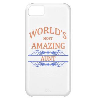 Amazing Aunt iPhone 5C Cover