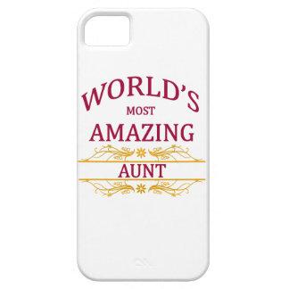 Amazing Aunt iPhone SE/5/5s Case