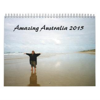 Amazing Australia 2015 Calendar