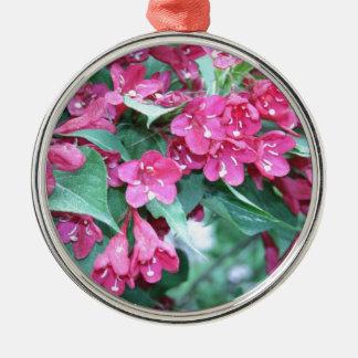 Amazing-Azalea Metal Ornament