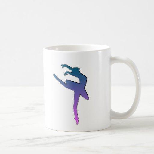 Amazing Ballerina Graphic Coffee Mug
