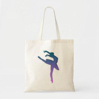 Amazing Ballerina Graphic Tote Bag