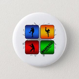 Amazing Baseball Urban Style Button