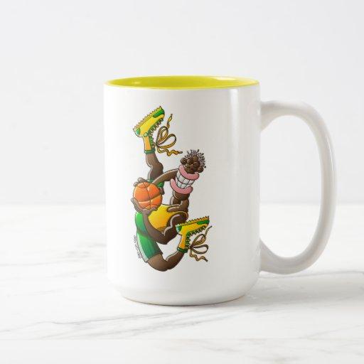 Amazing Basketball Coffee Mugs