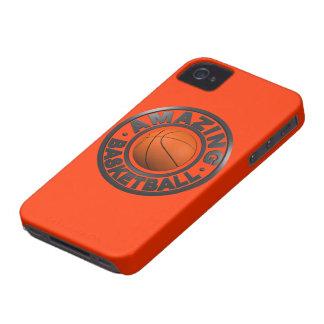 Amazing Basketball iPhone 4 Case