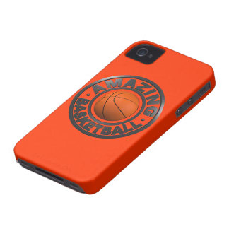 Amazing Basketball iPhone 4 Case-Mate Case