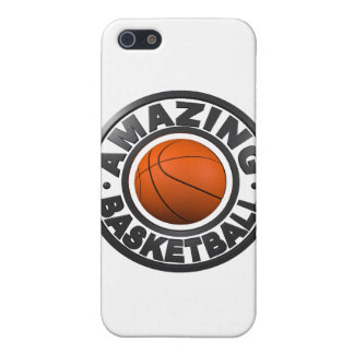 Amazing Basketball iPhone SE/5/5s Cover