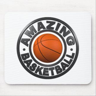 Amazing Basketball Mouse Pad