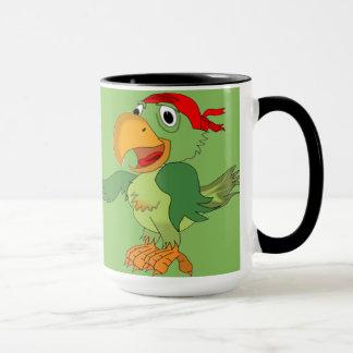 Amazing Black 15 oz Ringer Mug