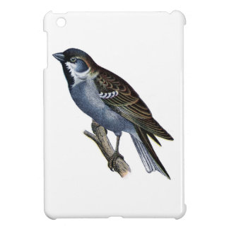 amazing blue bird iPad mini cover