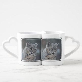 Amazing Bobcat Coffee Mug Set