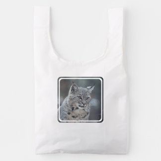 Amazing Bobcat Reusable Bag