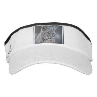 Amazing Bobcat Visor