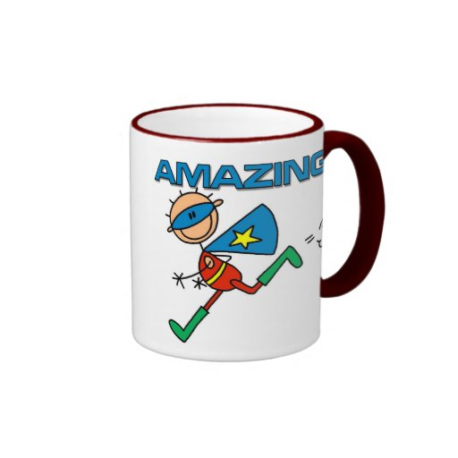 Amazing Boy Hero Coffee Mug Zazzle