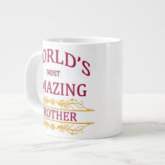 Amazing Brother Giant Coffee Mug