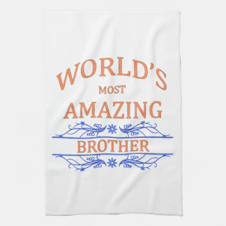 Amazing Brother Hand Towels