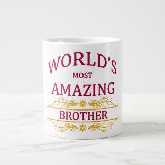 Amazing Brother Large Coffee Mug