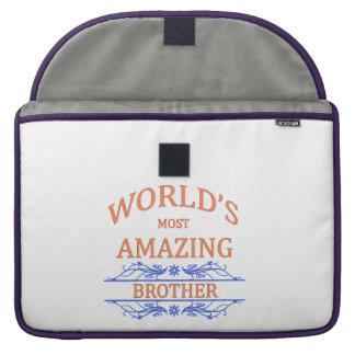 Amazing Brother Sleeve For MacBooks