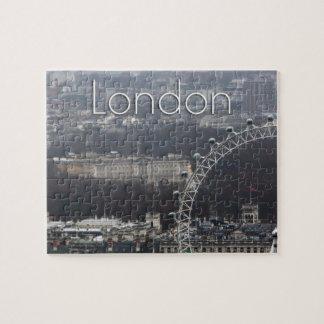 Amazing! Buckingham Palace Millennium Wheel Jigsaw Puzzles