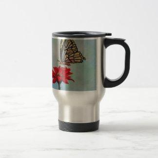 Amazing Butterfly Art! Travel Mug