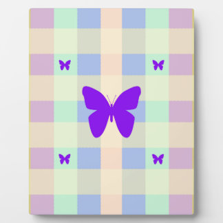 AMAZING BUTTERFLY CELLS DESIGN PHOTO PLAQUES