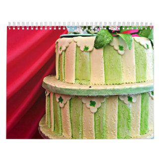 Amazing Cakes Calender Calendar