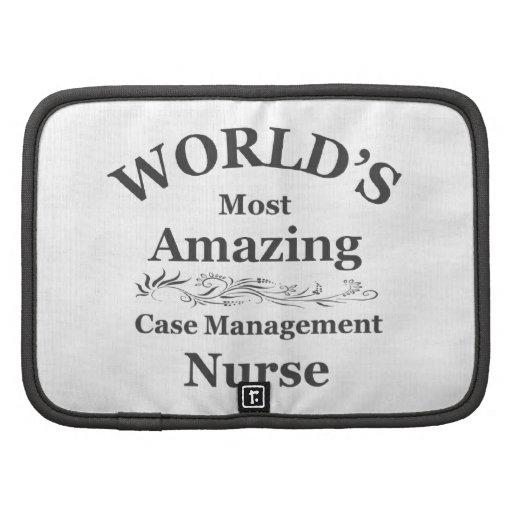 Amazing Case Management Nurse Folio Planner