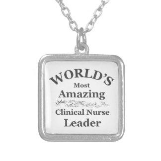 Amazing Clinical Nurse Leader Custom Necklace