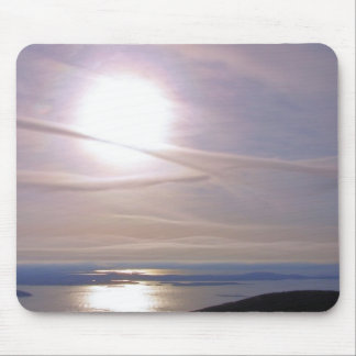 Amazing Cloud Formations Mouse Pad