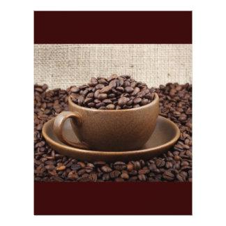 Amazing coffee flyer