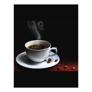 Amazing coffee photo-1 flyer