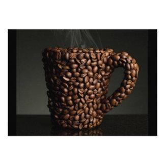 Amazing coffee photo-3 invitations