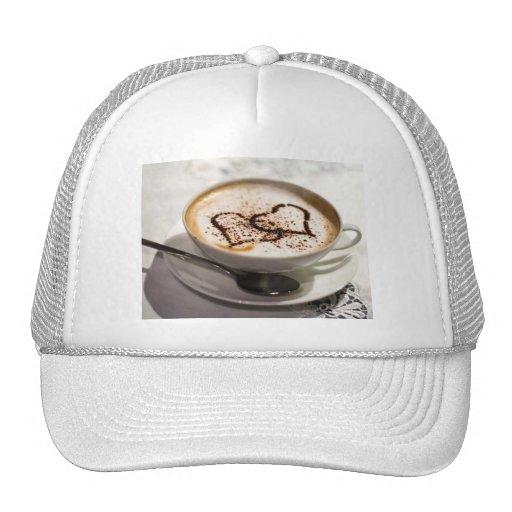 Amazing coffee photo hats