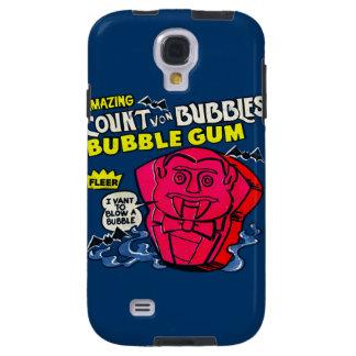 Amazing count von bubbles galaxy s4 case