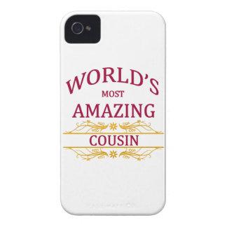 Amazing Cousin Case-Mate iPhone 4 Cases