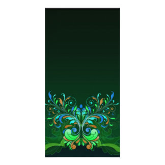 Amazing creative art design card