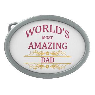 Amazing Dad Belt Buckle
