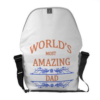 Amazing Dad Messenger Bag