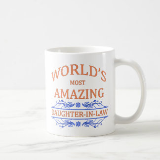 Amazing Daughter-In-Law Coffee Mug